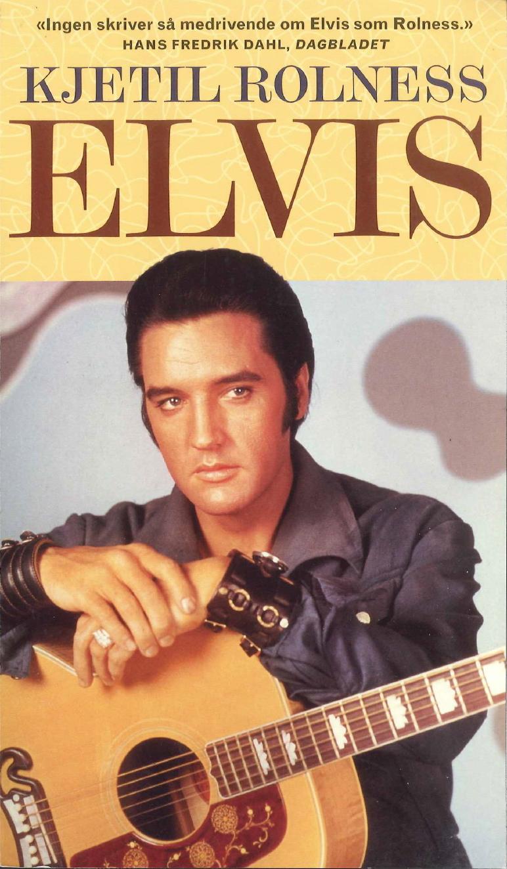 Elvis-bokomslag